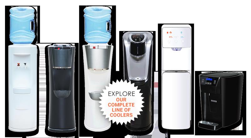 Premium Water Dispensers | The Waterways Company